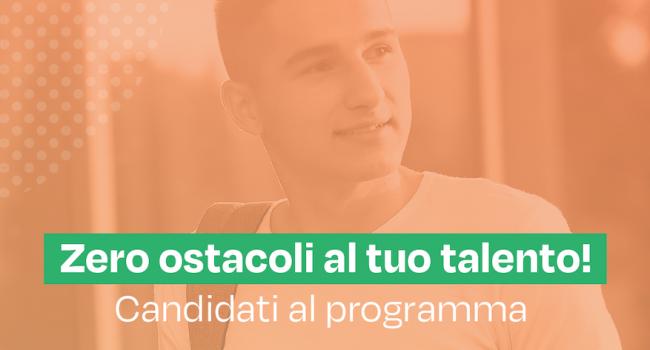 Borse di studio #TuttoMeritoMio: scopri tutti i benefici del programma