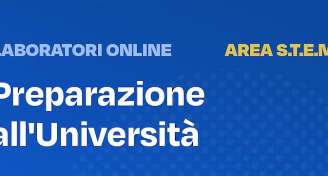 Preparazione all'Università: conclusi gli incontri di mentoring di #TuttoMeritoMio