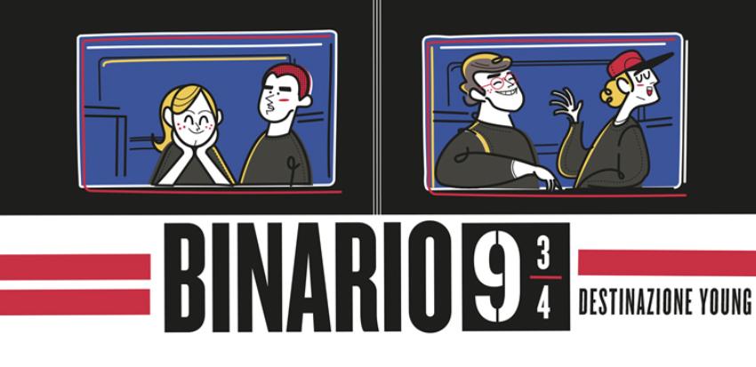 Binario 9 e ¾ Destinazione Young: l'ultimo numero dell'annualità nasce da una collaborazione speciale